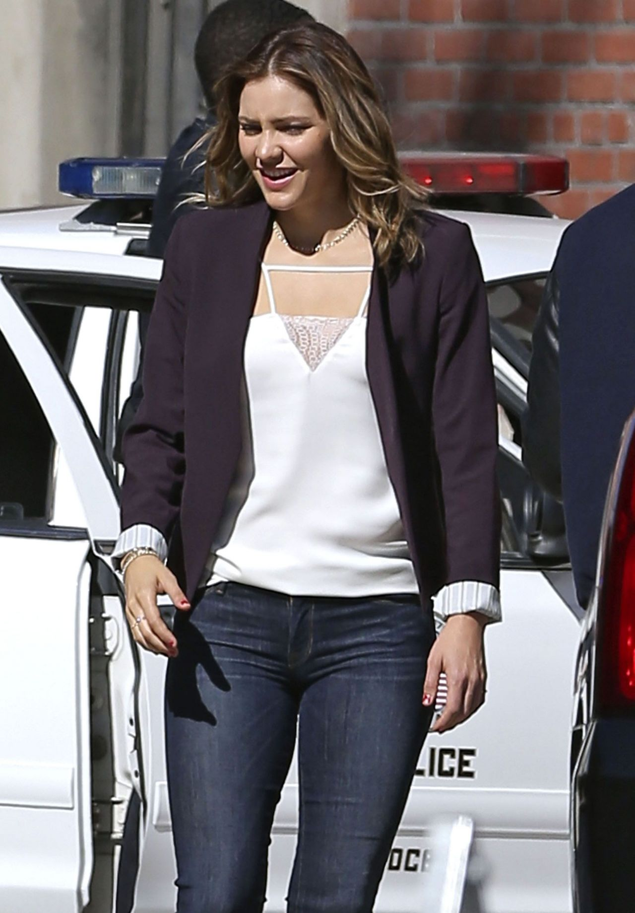 Katharine Mcphee Booty In Jeans - Scorpion Set Photos -7600