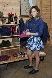 Katharine McPhee - Modelling Robert Mondavi in Los Angeles, November 2014