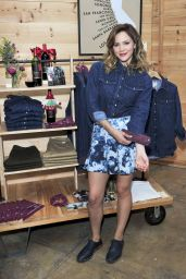 Katharine McPhee - Modelling Robert Mondavi in Los Angeles, November 2014