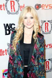 Katherine McNamara at the Ballet RED One Night Only Show in Santa Monica