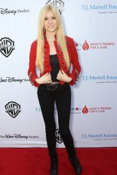 Katherine McNamara - T.J. Martell Foundation Family Day in Studio City