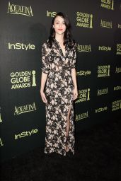 Katie Findlay – HFPA & InStyle Celebrate 2015 Golden Globe Award Season in West Hollywood