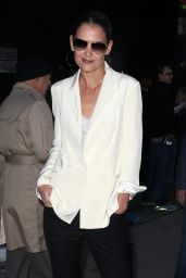 Katie Holmes - Arriving to Appear on