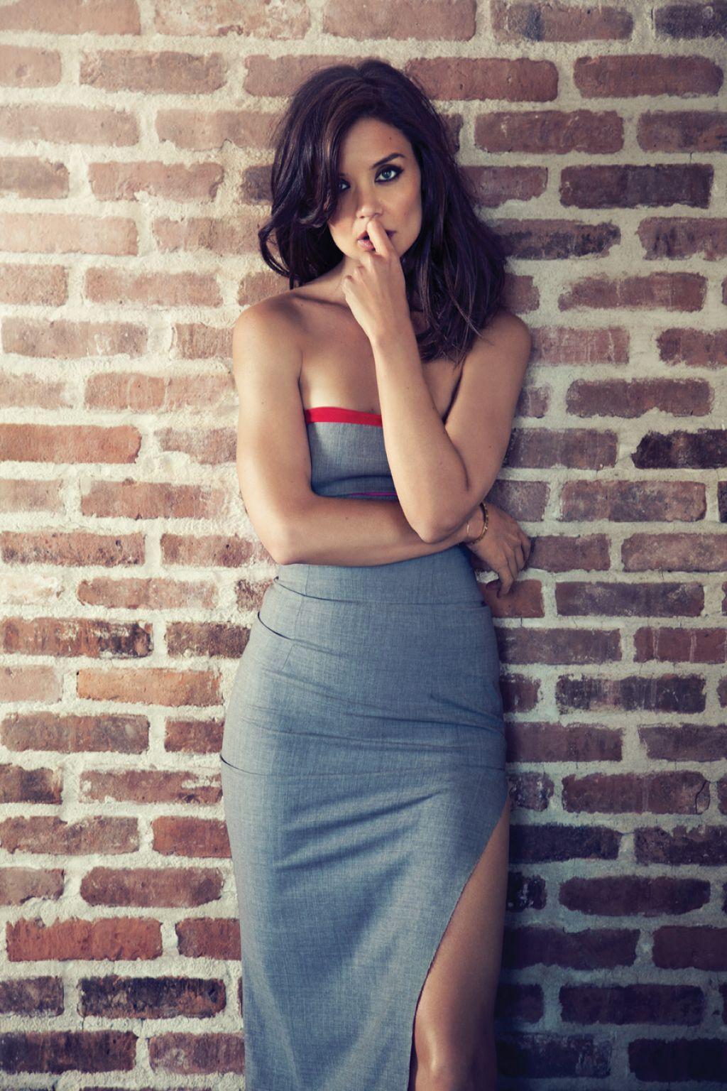 Katie Holmes Photoshoot For New York Moves November 2014