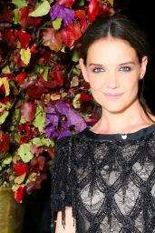 Katie Holmes - St. Regis Hotels Hosts a Midnight Supper in New York City - November 2014