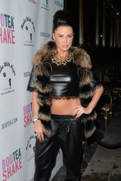 Katie Price - Bootea Shake Drinks Launch In London - November 2014
