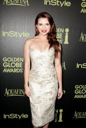 Katie Stevens – HFPA & InStyle Celebrate 2015 Golden Globe Award Season in West Hollywood