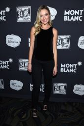 Katrina Bowden – 2014 The 24 Hour Plays on Broadway Benefit in New York City