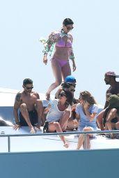 Katy Perry Bikini Candids - Sydney Harbour, November 2014