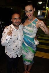 Katy Perry - Meeting Fans Before/After ARIA Awards 2014