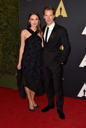 Keira Knightley - AMPAS 2014 Governors Awards in Hollywood