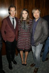 Keira Knightley - Special Luncheon Celebrating