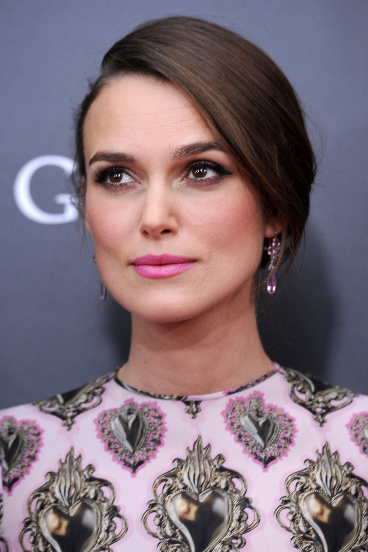 Keira Knightley The Imitation Game Premiere In New