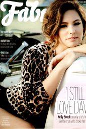 Kelly Brook - Fabulous Magazine - October 26th, 2014)