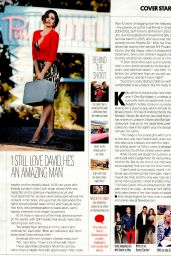Kelly Brook - Fabulous Magazine - October 26th, 2014)