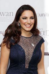Kelly Brook - Teens Unite Charity Ball in London - November 2014
