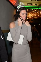 Kendall Jenner – Just Jared's Homecoming Dance presented by Ever After High, November 2014