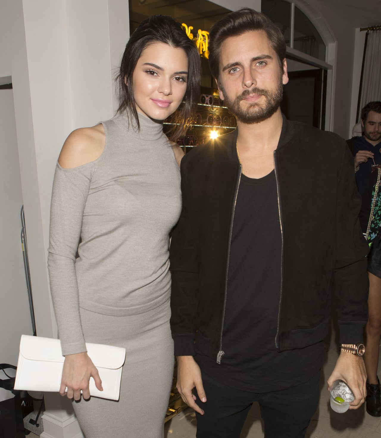 Kendall Jenner Style - Barbie Loves Wildfox Party in West Hollywood - November 2014