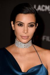 Kim Kardashian – 2014 LACMA Art + Film Gala in Los Angeles