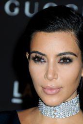 Kim Kardashian – 2014 LACMA Art + Film Gala in Los Angeles