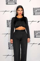 Kim Kardashian - Hosts Stars at Toko Dinner in Dubai, November 2014