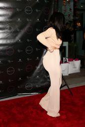 Kim Kardashian Style - Kylie Hair Kouture Launch in Beverly Hills - November 2014