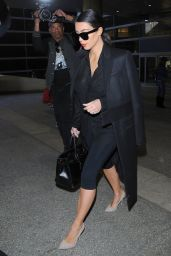 Kim Kardashian Style - Out in Dubai - November 2014