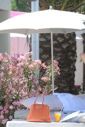 Kimberley Garner Bikini Candids - Greece, August 2014