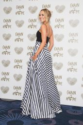 Kimberley Garner - Chain Of Hope Gala Ball in London - November 2014