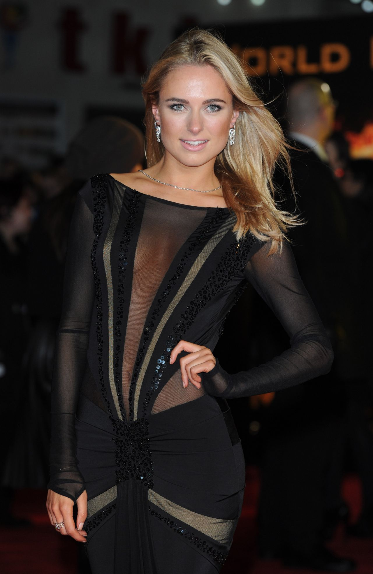 Kimberley Garner – 'The Hunger Games: Mockingjay Part 1′ Premiere in London