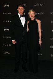 Kirsten Dunst – 2014 LACMA Art + Film Gala in Los Angeles