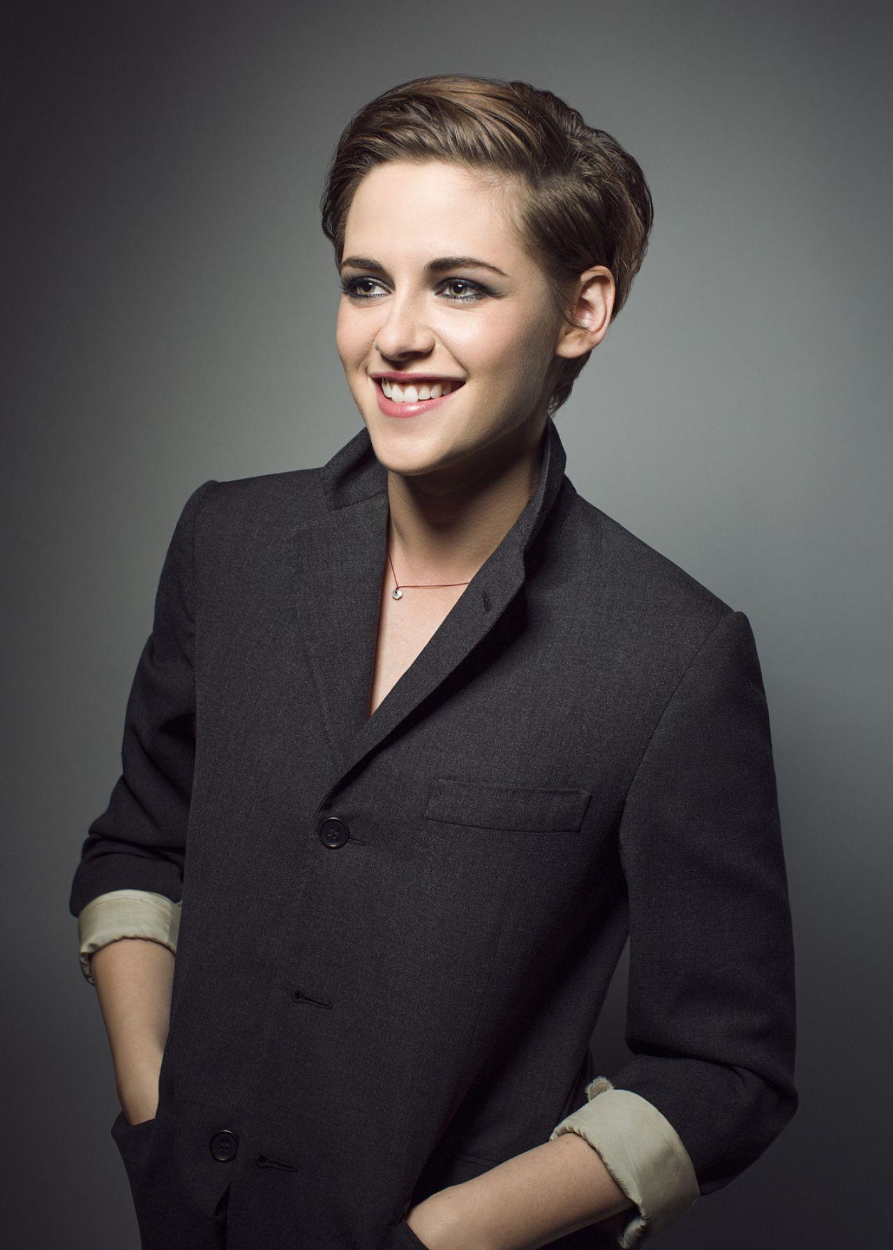 Kristen Stewart - MTV New York Film Festival Portrait - October 2014
