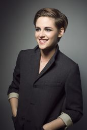 Kristen Stewart - MTV New York Film Festival Portrait - October 2014