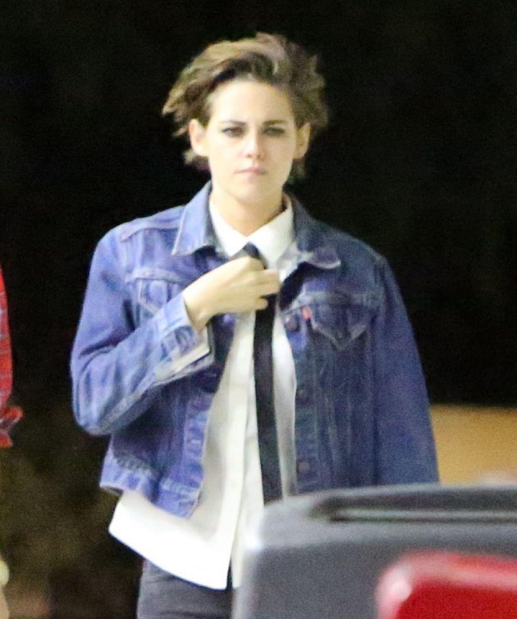 Kristen Stewart - Out in Los Angeles, November 2014