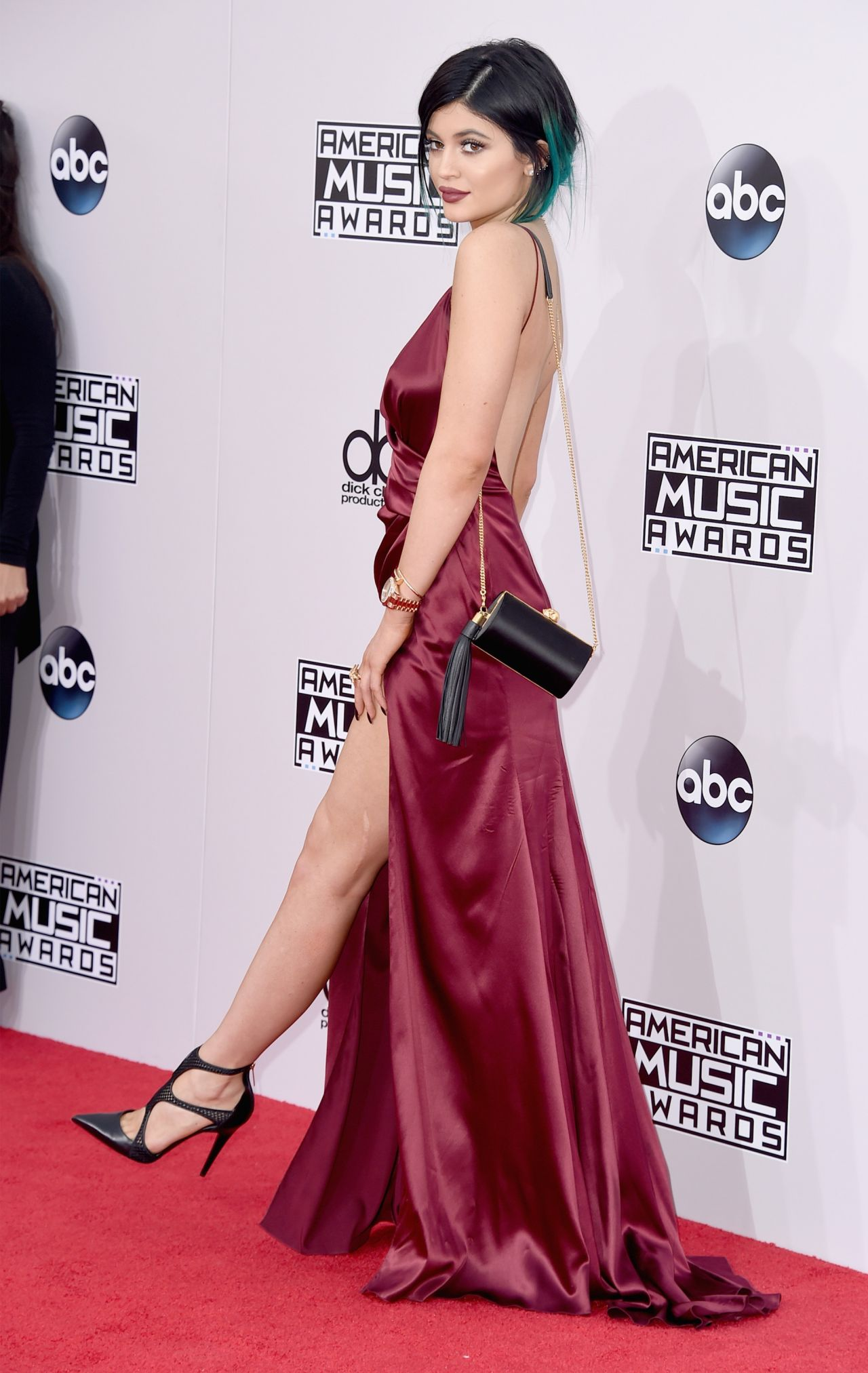 Kylie Jenner 2014 American Music Awards In Los Angeles