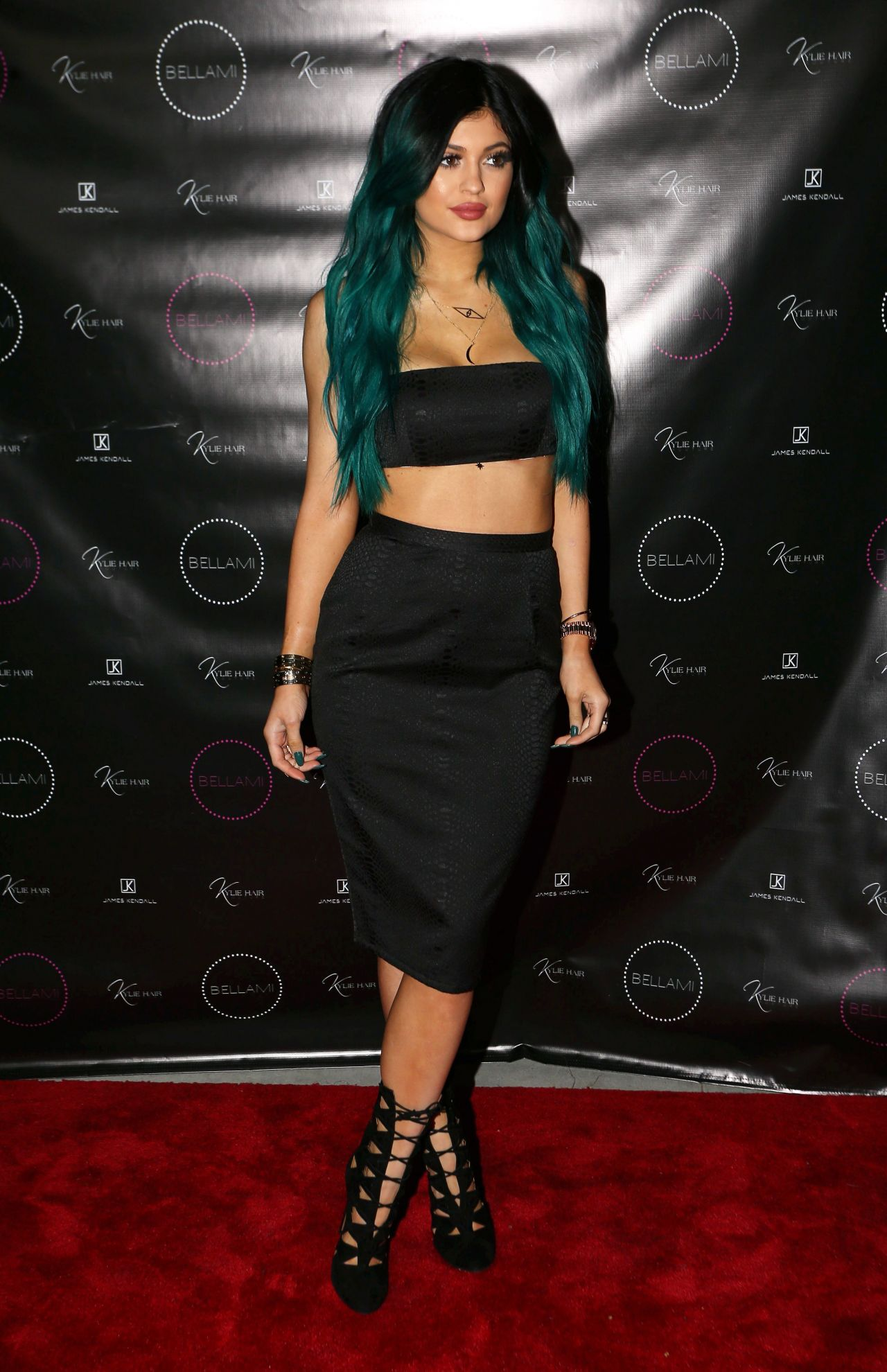 Kylie Jenner Kylie Hair Kouture Launch In Beverly