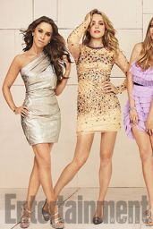 Lacey Chabert, Rachel McAdams, Amanda Seyfried - Mean Girls Reunion in EW Magazine Novemver 2014 Issue