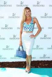 Laura Csortan – Swarovski Garden Party Collection Launch in Sydney – November 2014