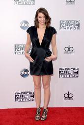 Lauren Cohan – 2014 American Music Awards in Los Angeles