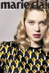 Lea Seydoux - Marie Claire Style Magazine (Japan) No.37, November 2014