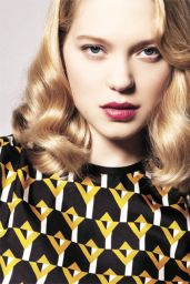 Lea Seydoux - Marie Claire Style Magazine (Japan) No.37, November 2014