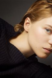 Lea Seydoux - Photoshoot for Japan Flix (2014)