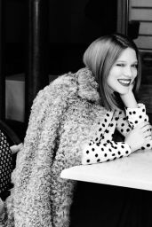 Lea Seydoux - Porter Magazine Issue #4 -Fall 2014 Issue