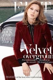 Lea Seydoux - The Edit Magazine October 2014 Cover and Photos