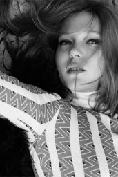 Lea Seydoux - The Edit Magazine October 2014 Cover and Photos