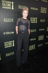 Leah Pipes – HFPA & InStyle Celebrate 2015 Golden Globe Award Season in West Hollywood