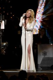 LeAnn Rimes Performs at CMA 2014 Country Christmas in Nashville