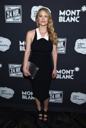 Leven Rambin - 2014 The 24 Hour Plays on Broadway Benefit in New York City