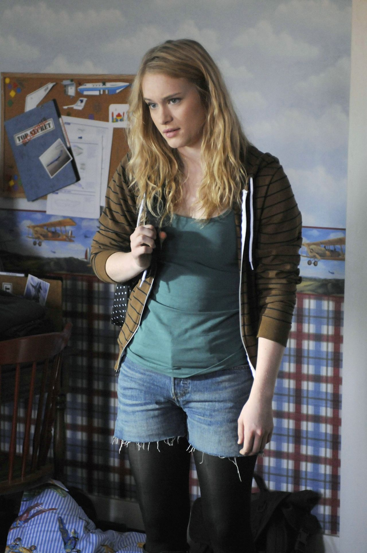 Leven Rambin Terminator The Sarah Connor Chronicles