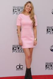Lia Marie Johnson – 2014 American Music Awards in Los Angeles